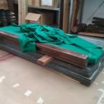Перевозка бильярда 12 футов