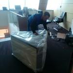 Упаковка директорского кабинета