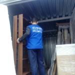 Хранение вещей и мебели