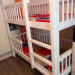 Сборка детской 2-х ярусной кроватки